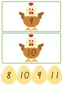 okul_öncesi_sayı_çalışmaları_tavuklar