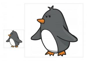 penguen_yapbozu_yapımı_okul_öncesi