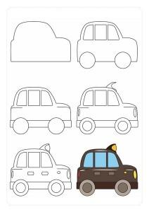taxi_çizimi