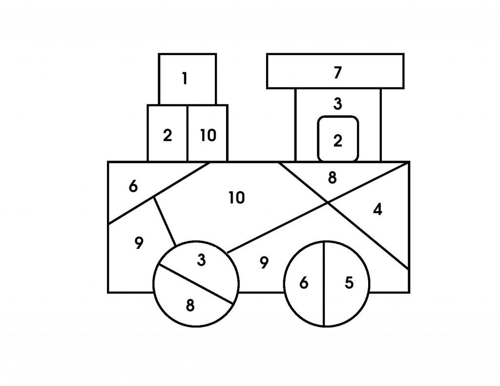 tren_sayı_boyama_1-10