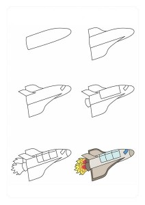 uzay_aracı_nasıl_çizilir