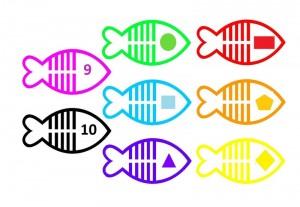 balıklarla_sayıları_tanıyorum