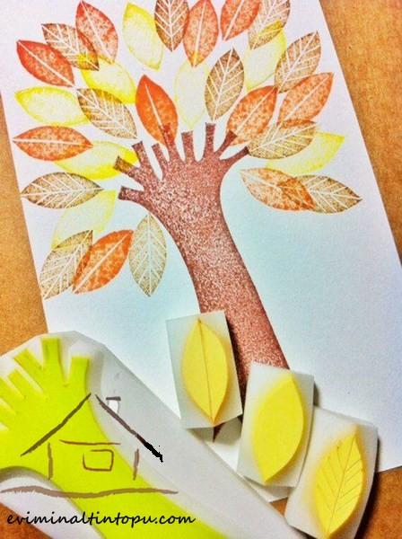 Okul öncesi Baskı Boyama çalışmaları Boyama Etkinlikleri örnekleri