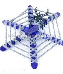 dondurma_çubuklarından_örümcek_ağı