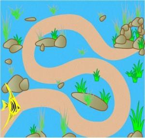 hayvanlar_labirent_balık