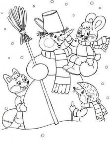 kış_mevsimi_boyama