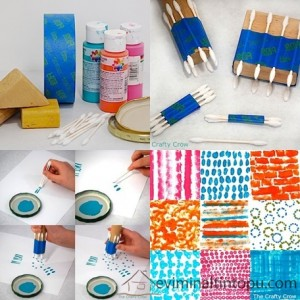 okul_öncesi_kulak_çöpü_ile_sanat_etkinlikleri