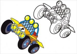 okul_öncesi_taşıtlar_boyama_yarış_arabası