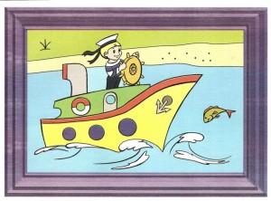 renkli_boyama_çalışması_gemi