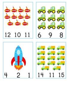 taşıtlar_sayı_kartları_matematik