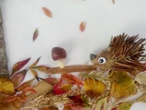 yapraklar_ile_resim_çalışması