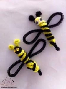 şönilden arı yapımı