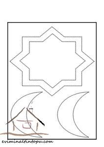 şekiller_çizgi_tamamlama_örnekleri