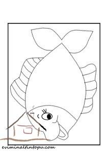 şekiller_çizgi_tamamlama_balık
