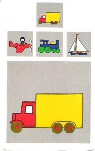 aynısını bul kamyon