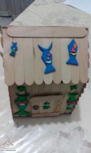 dil çubuklarından ev yapımı (2)