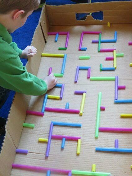 Ev Yapımı Eğitici Oyuncaklar Basit Eğitici Oyuncak Yapımı Evimin