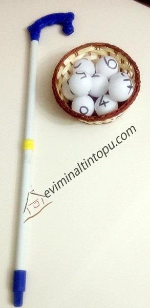 golf oyunu seven çocuklar için