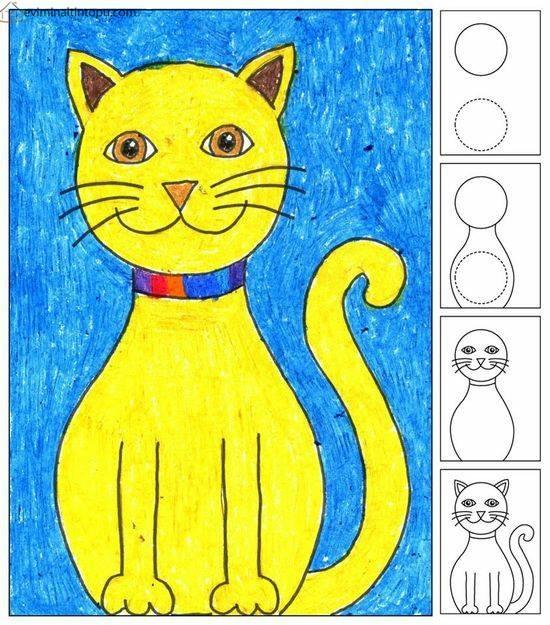 Photo of Çocuklar İçin Kolay Çizimler