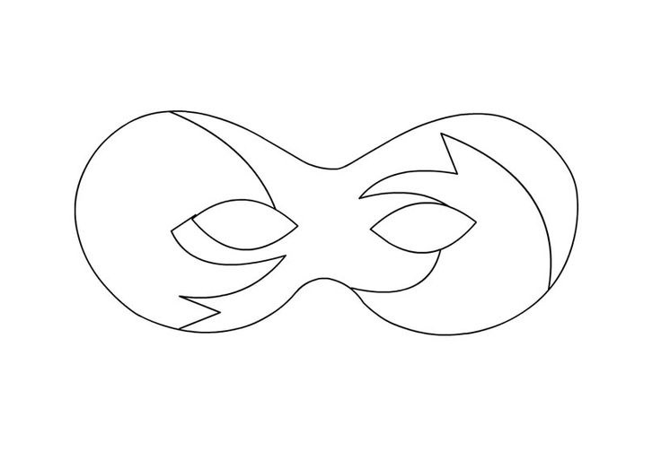 çocuklar Için Maske Kalıpları Yüz Maskesi Nasıl Yapılır Evimin