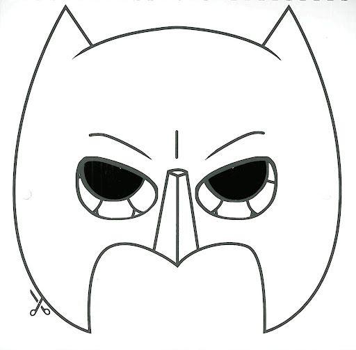 The Best And Most Comprehensive Okul Oncesi Maske Boyama Ornekleri