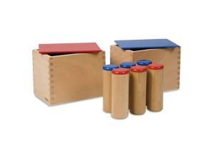 montessori ses kutuları