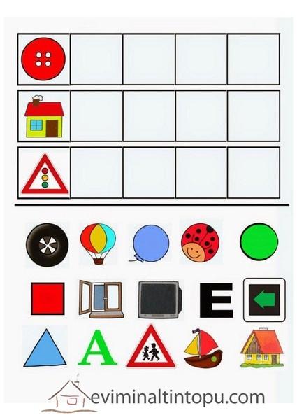 Photo of Geometrik Şekiller Etkinlikleri