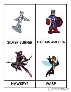 süper kahramanlar okul öncesi