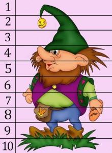 sayı puzzle etkinlikleri