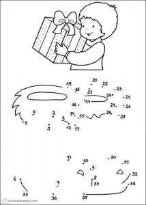 sayılar nokta birleştirme örnekleri