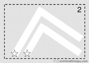 yıldız ile çizgi etkinlikleri