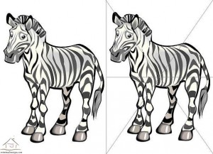 zebra puzzle etkinliği
