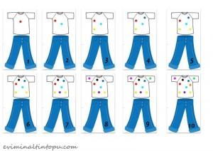 elbise ile matematik etkinlikleri (1)
