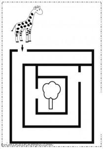 okul öncesi labirent yol bulma çalışmaları (20)