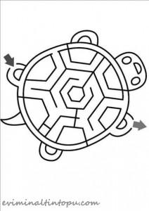 okul öncesi labirent yol bulma çalışmaları (4)
