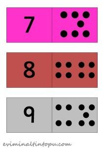 taşlarla eğlenceli matematik etkinlikleri (2)