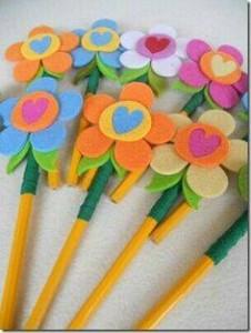 çocuklar için sevimli kalem süsleri (1)
