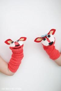 çorap ile yapılabilecek harika el kuklası örnekleri (1)