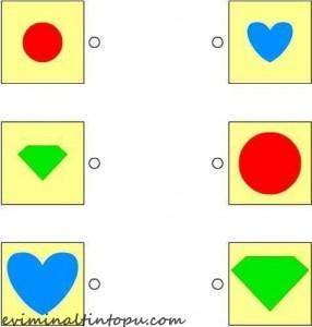şekiller ile eşleştirme çalışması okul öncesi (4)
