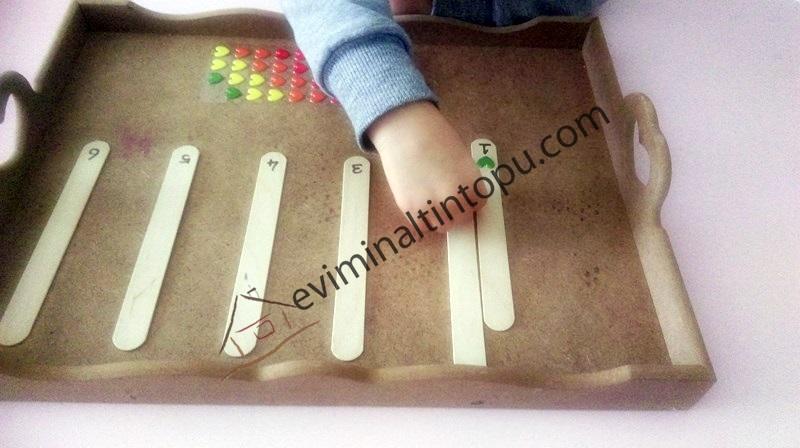 sticker ve dil çubukları ile tane hesabı (1)