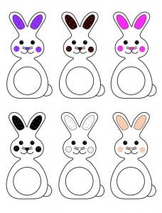 tavşan ile renk eşleştirme