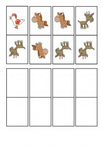 çiftlik hayvanları domino oyunu (4)