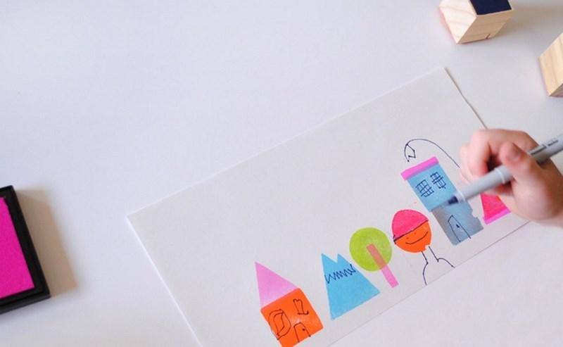 çocukların yaratıcılıklarını geliştiren eğlenceli sanat etkinlikleri (2)