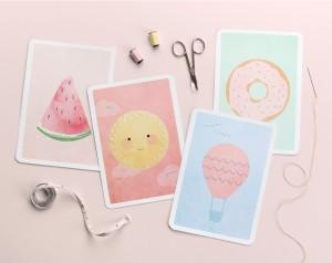 çocuklar için harika dikiş kartları (1)