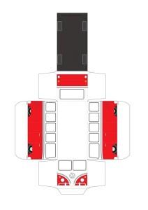 şablonlu otobüs maketleri (1)