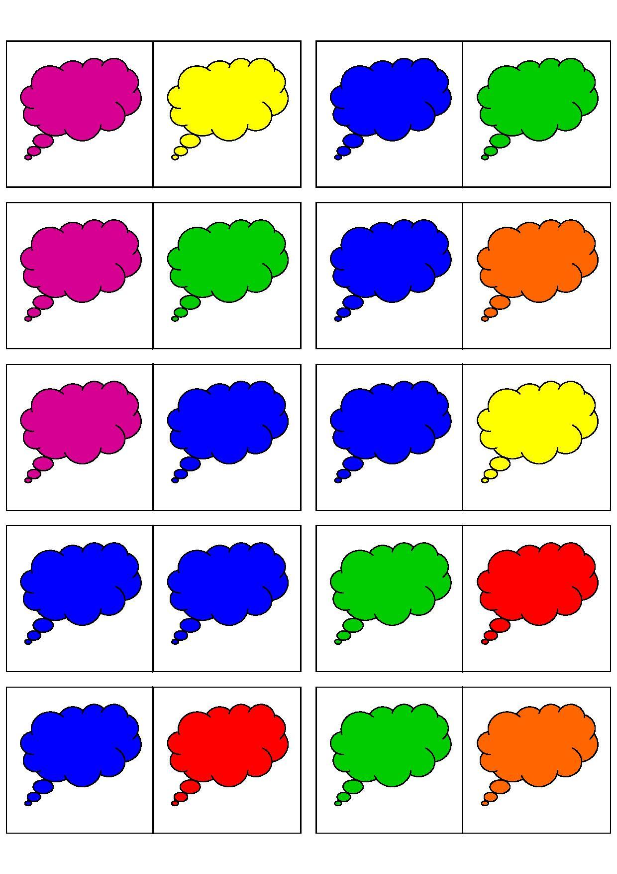 renkler domino kartları (2)