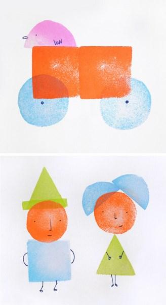 renkli mühürlerle sanat etkinlikleri (2)