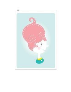 saç dikiş kartı