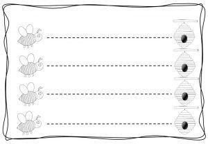 1. sınıf uyum dönemi çizgi çalışmaları (11)