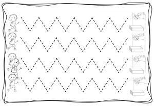 1. sınıf uyum dönemi çizgi çalışmaları (17)